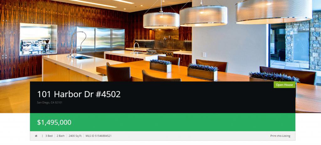 Premium Real Estate WordPress Theme